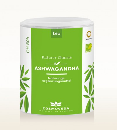 Ashwagandha Churna 100g  - Cosmoveda