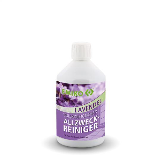 Allzweckreiniger Lavendel dunkel (500ml) - EMIKO
