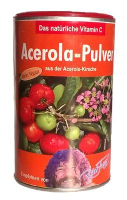 Acerola-Pulver (175g Pulver in Dose) - Das natürliche Vitamin C by Robert Franz