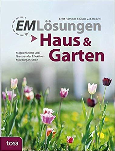 """Buch """"EM Lösungen Haus & Garten"""" von E. Hammes"""