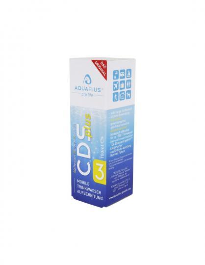 No 3 CDS plus (100 ml) - AQUARIUS pro life