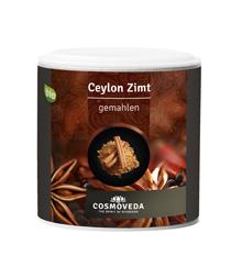 Zimt Ceylon (gemahlen) (80g) (Bio) - Cosmoveda