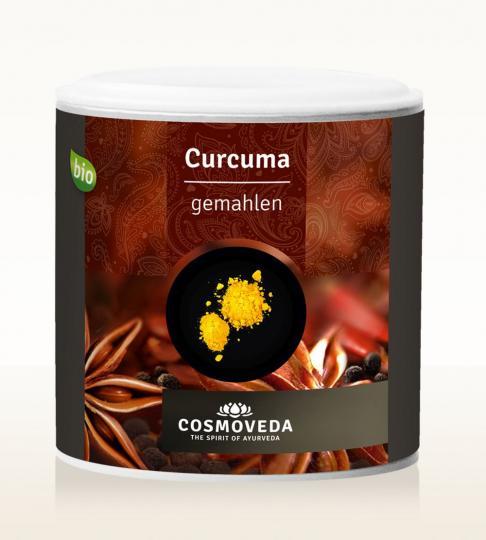 Curcuma gem. (Bio) Dose  90g - Cosmoveda