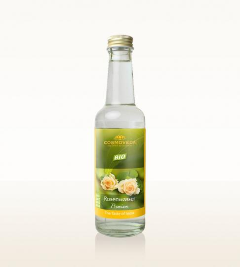 Rosenwasser (Bio) 250 ml - Cosmoveda