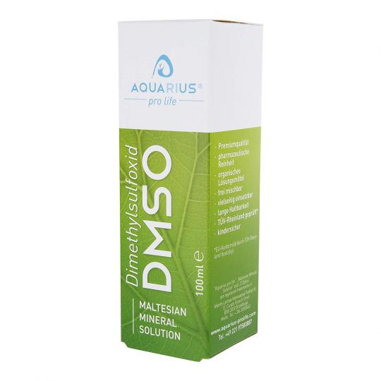 DMSO 100 ml - Aquarius pro life
