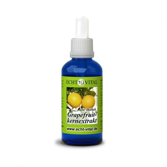 Grapefruitkernextrakt (50ml) - Echt Vital