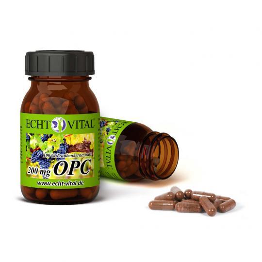 OPC Kapseln (3x 60 Stück - Sparpack)  -  Echt Vital