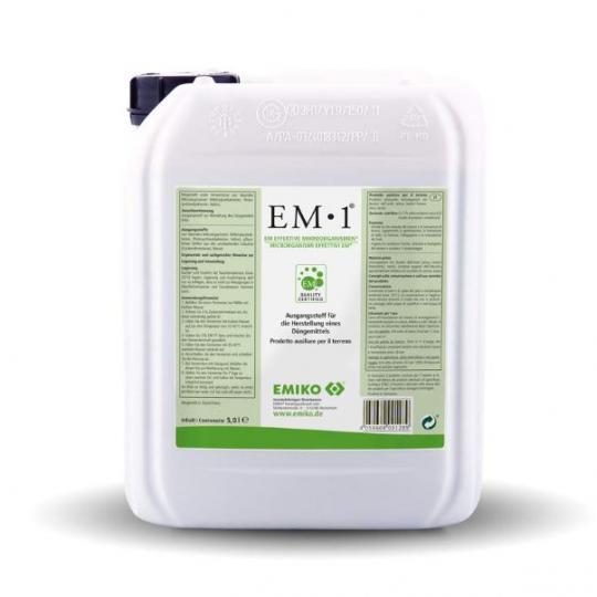 EM1®  (5 Liter Urlösung) - EMIKO