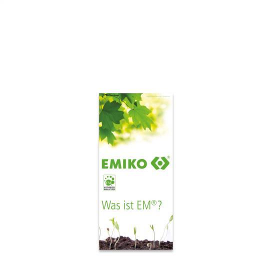 Flyer EMIKO® Was ist EM?