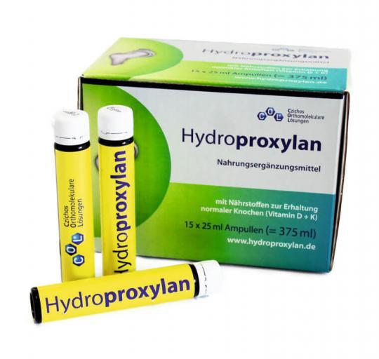 MHD 03/2020 * ... Hydroproxylan (15 Ampullen) - COL
