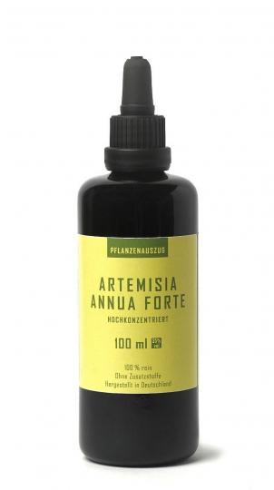 Artemisia annua Forte Pflanzenauszug - hochkonzentriert (100 ml - 35%vol.) - Kasimir & Liselotte