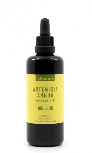 Artemisia Annua Pflanzenauszug (100 ml) - Kasimir & Liselotte