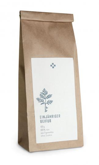Artemisia annua Tee / Feinschnitt (100g) - Kasimir & Liselotte