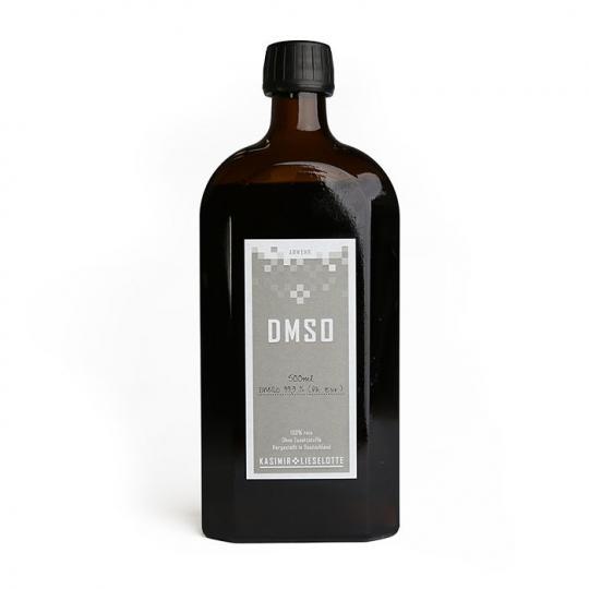 DMSO Pur (500 ml) - Kasimir & Lieselotte
