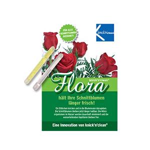 """Knick N Clean® """"Flora"""" 4er-Pack"""