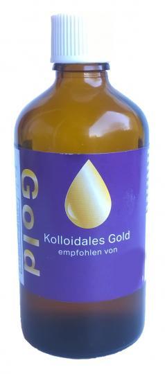 Kolloidales Gold 50 ml  - by Robert Franz