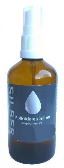 Kolloidales Silber 50 ml Spray  - by Robert Franz
