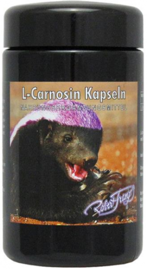 L-Carnosin Kapseln by Robert Franz (120 Kapseln)