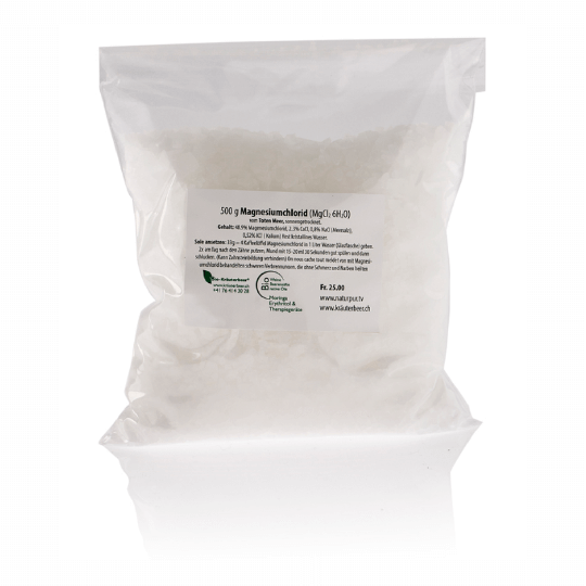 MagnesiumChlorid (1 KG)