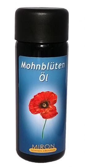 Mohnblütenöl (100ml) - empfohlen von  Robert Franz