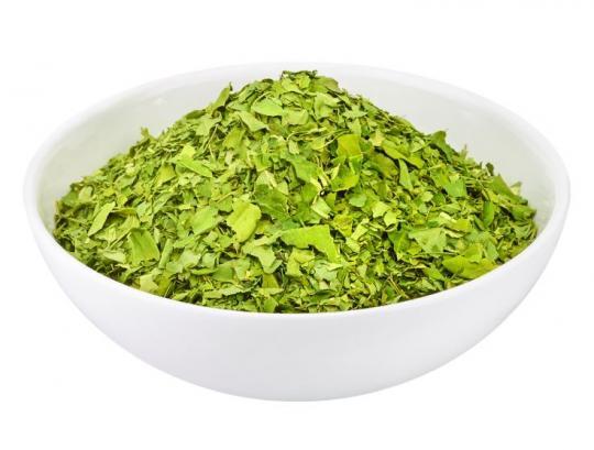 Moringa Blattschnitt (Tee) (500g) - MoringaGarden (Teneriffa)