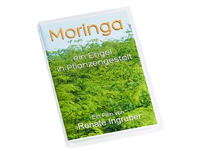 """DVD """"Moringa, ein Engel in Pflanzengestalt"""""""