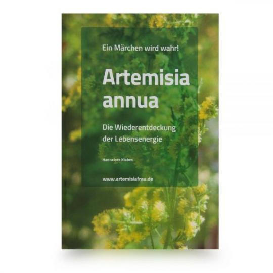 Buch Artemisia annua - Die Wiederentdeckung der Lebensenergie  -  MoringaGarden
