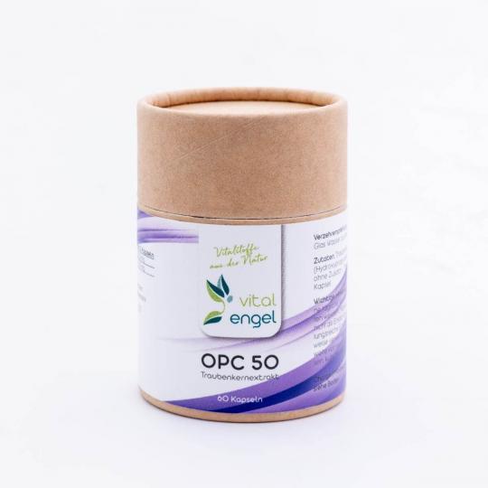 OPC 50 (60 Kapseln in ökol. Verpackung) - VITAL ENGEL