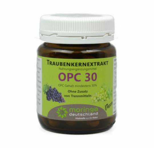 OPC 30 Kapseln (60 Stück) - Moringa Deutschland