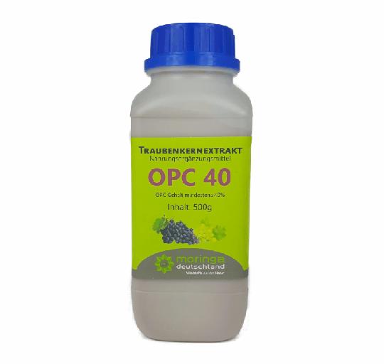 OPC 40 (500g lose) - Moringa Deutschland