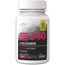 L-Glutamin Kapseln - 100 Stück - Raab Vitalfood