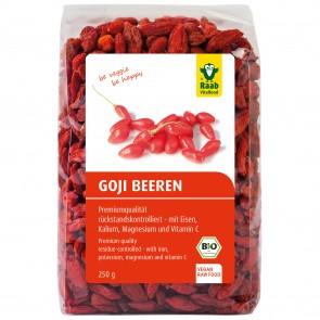 MHD* 09/20 ... Goji Beeren (Bio) (250g) - Raab Vitalfood