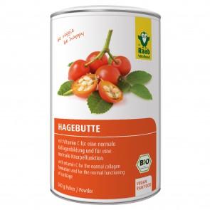 Hagebutte Pulver (Bio)  (500g) - Raab Vitalfood