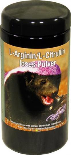 L-Arginin /  L-Citrullin Pulver by Robert Franz (500g Dose)