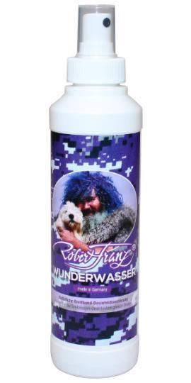 Robert Franz Wunderwasser (500 ml) - Natürliche Breitband-Desinfektionslösung