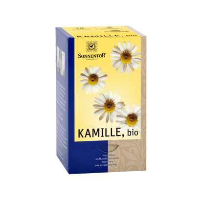 Kamillentee (Bio) (18 Beutel - 14,4g) - SONNENTOR