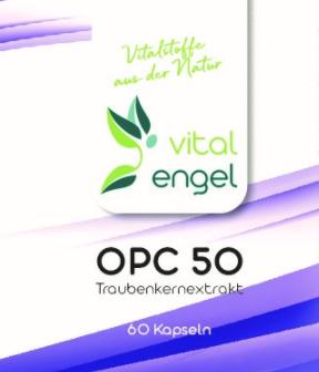 OPC 50 (60 Kapseln) - VITAL ENGEL
