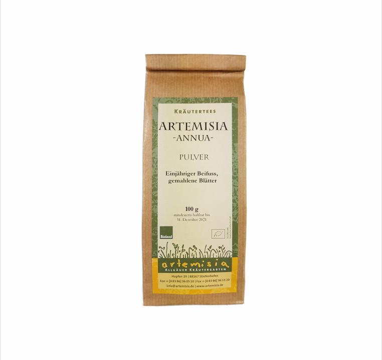 BIO - Artemisia Pulver (100g) - Bioland-Gärtnerei Artemisia