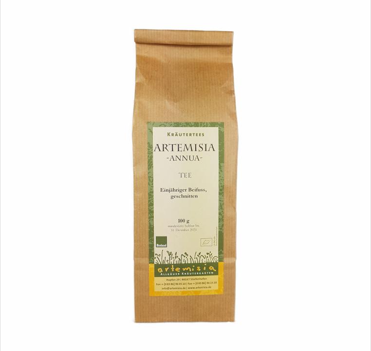 BIO - Artemisia Tee (100g) - Bioland-Gärtnerei Artemisia