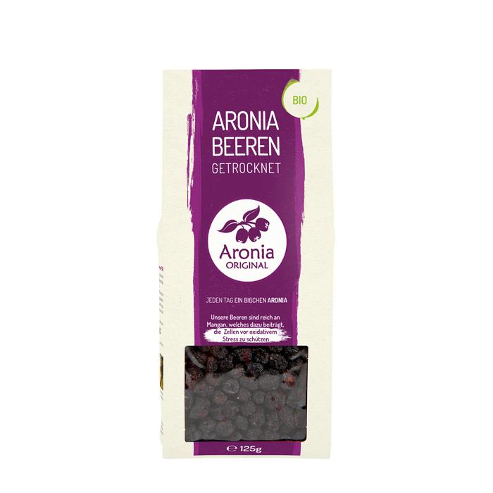 moringa deutschland online shop aroniabeeren getrocknet bio 125g aronia original. Black Bedroom Furniture Sets. Home Design Ideas