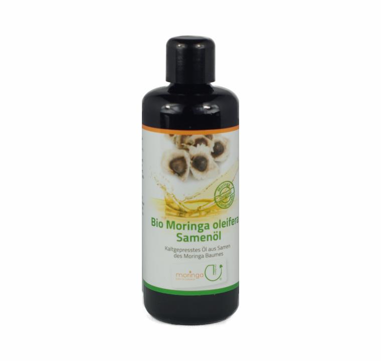 Moringa Öl - Eigenpressung vom MoringaGarden (100 ml)