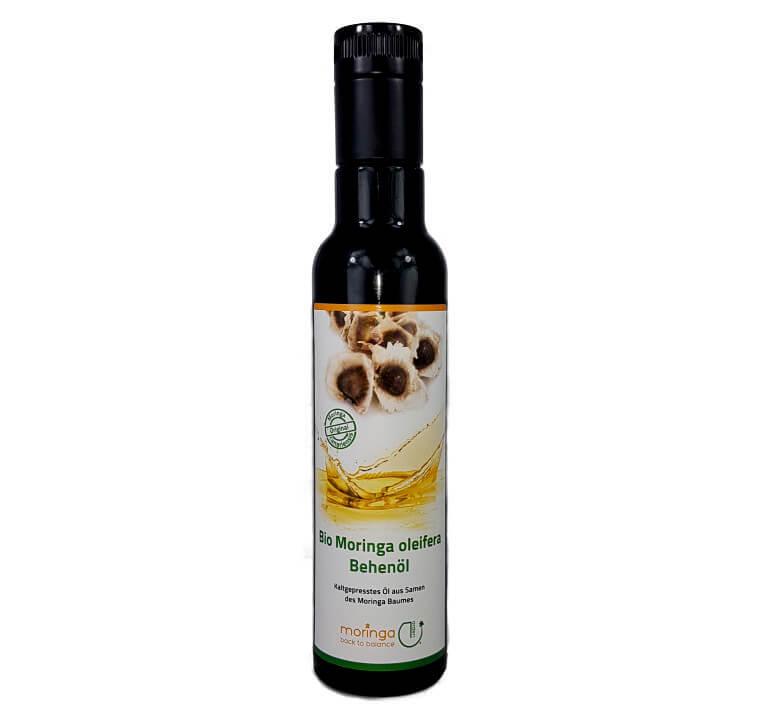 Moringa Öl - Eigenpressung vom MoringaGarden (250 ml)