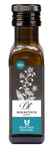 Borretsch-Öl 100ml (Bio) (Ölmühle Solling)