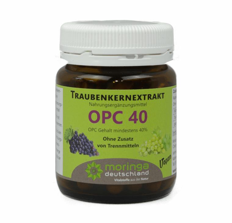 OPC 40 Kapseln (60 Stück) - Moringa Deutschland